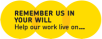 Remember us in your will charity