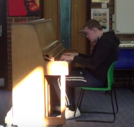Watch Jake play the piano