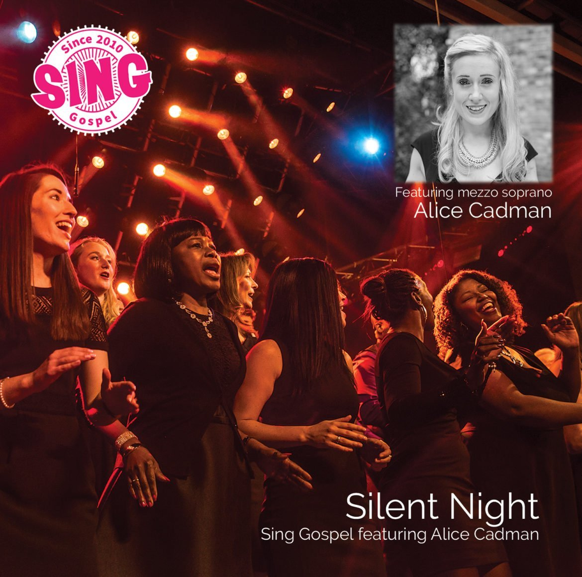 Silent Night - Single Artwork