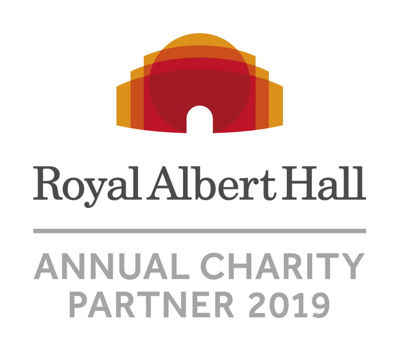 The Royal Albert Hall selects The Amber Trust  as its first annual charity partner