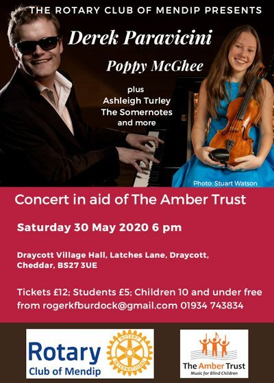 Mendip Rotary Event Flyer