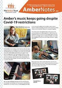 Amber Newsletter thumbnail cover image Nov 2020