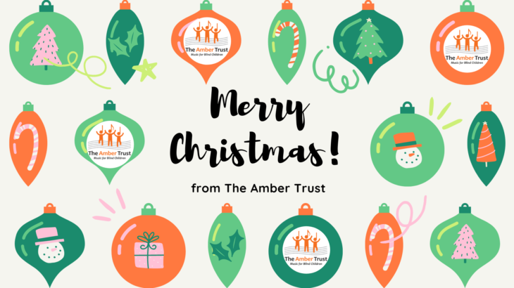 Merry Christmas from the Amber Trust